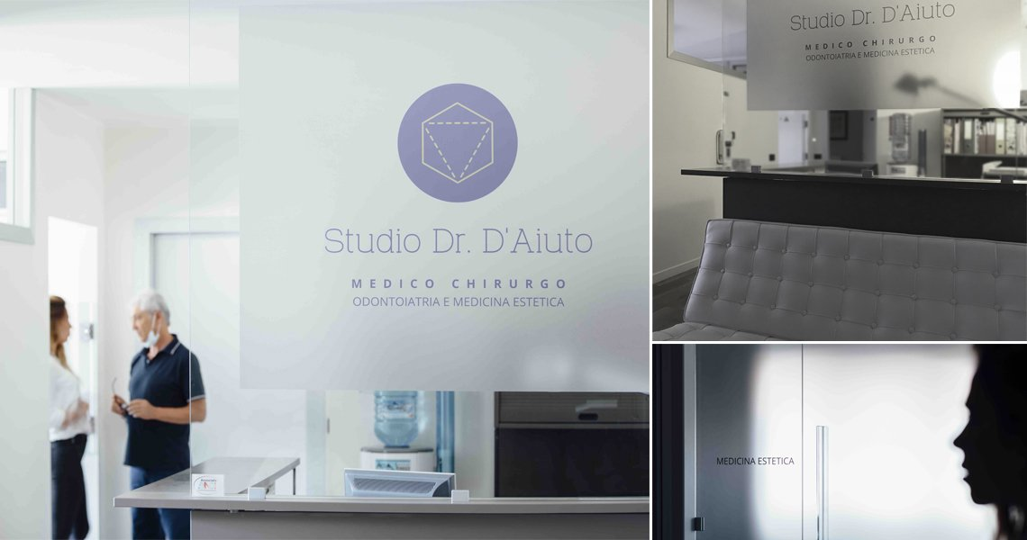 Interior design ambulatorio medicina estetica studio for Interni design studio